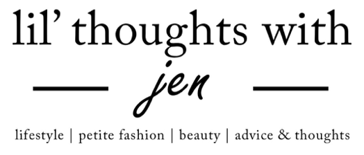 lil' thoughts with jen